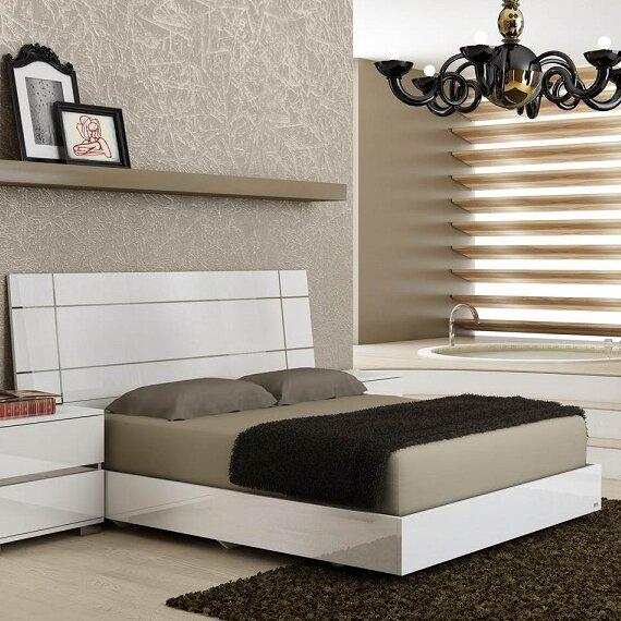 Brayden Studio Salerno Standard Bed Reviews Wayfair