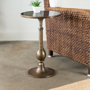 Price comparison Jamaica Way Turned Egg End Table By Alcott Hill
