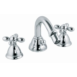 Fima by Nameeks Olivia Double Handle Horizontal Spray Bidet Faucet with Swivel Spout