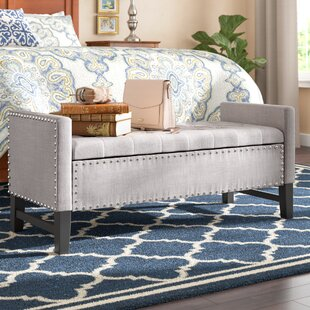 Darby Home Co Auberge Storage Bench