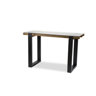 Michael Amini Keystone Console Table