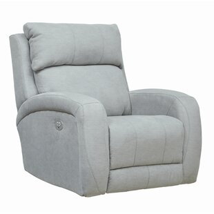 Dawson Headrest Power Recliner by Southern Motion New