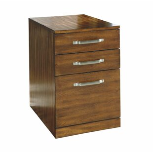 Crary 3-Drawer Vertical Filing Cabinet