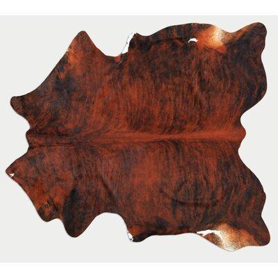 Cowhide Dark Brown Area Rug Modern Rugs