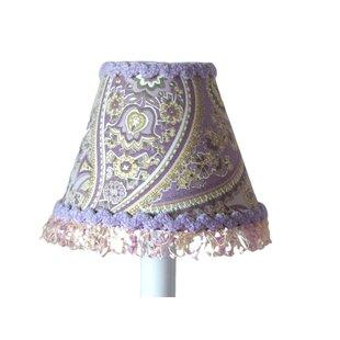 Patty Cake Paisley 11 Fabric Empire Lamp Shade