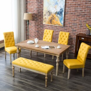 Yellow Kitchen Dining Room Sets Up To 55 Off This Labor Day Wayfair