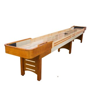 Coventry 14' Honey Shuffleboard ByPlaycraft