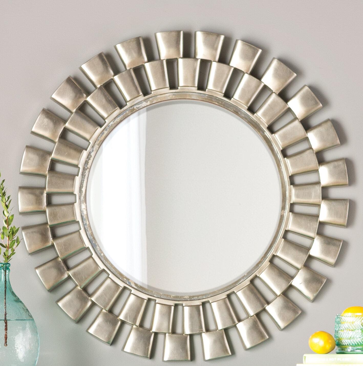 Willa Arlo Interiors Glam Beveled Accent Mirror Reviews Wayfair