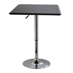 Heriberto Adjustable Pub Table..