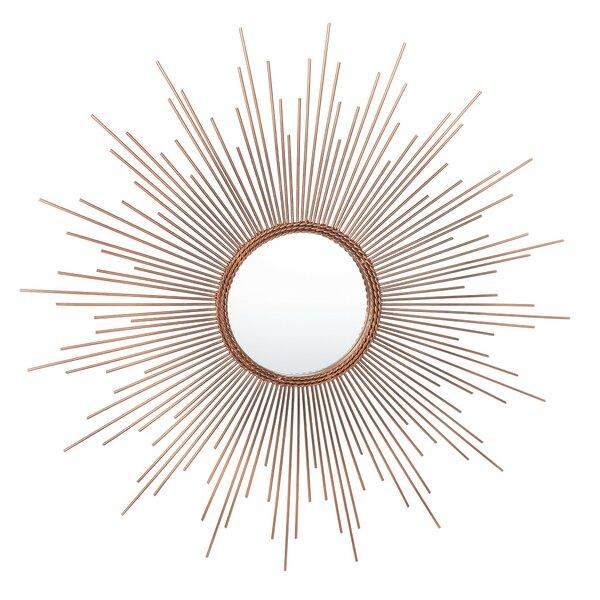 Mercer41 Latour Sunburst Accent Mirror Wayfair