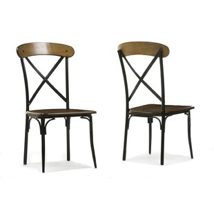 Vieira Dining Chair (Set of 2) Williston Forge