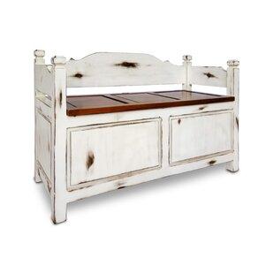 Duckett Combinable Wood Storage Bench By Fleur De Lis Living
