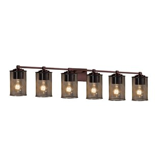 Find the perfect Jarien 6-Light Vanity Light By 17 Stories