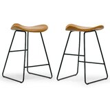 Edford Bar & Counter Stool (Set of 2) by Union Rustic