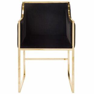 Everly Quinn Maliyah Arm Chair