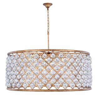 Mercer41 Morion 10-Light Pendant