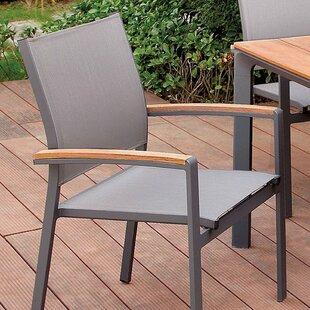 Lerman Patio Dining Chair (Set of 2)