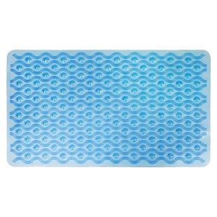 Non-Slip Wave Bath Mat