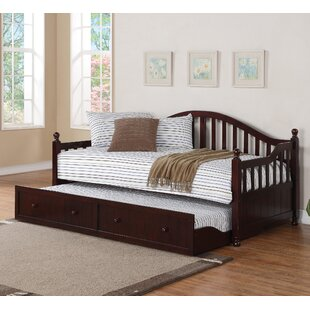 Rinaldo Daybed with Trundle by Darby Home Co