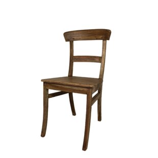 Fairmont Solid Wood Dining Chair By August Grove