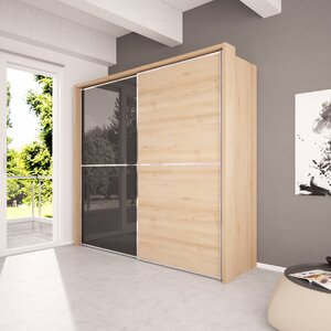 Schwebetürenschrank Attraction, 223 cm H x 320..