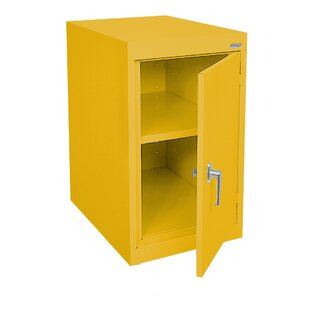 Sandusky Cabinets 1 Door Storage Cabinet