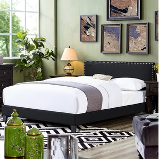 Dunkelberger Queen Upholstered Panel Bed