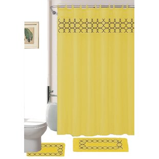 Avelaine Shower Curtain Set