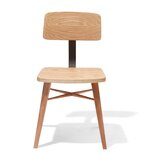 Barclay Solid Wood Side Chair in Brown by sohoConcept