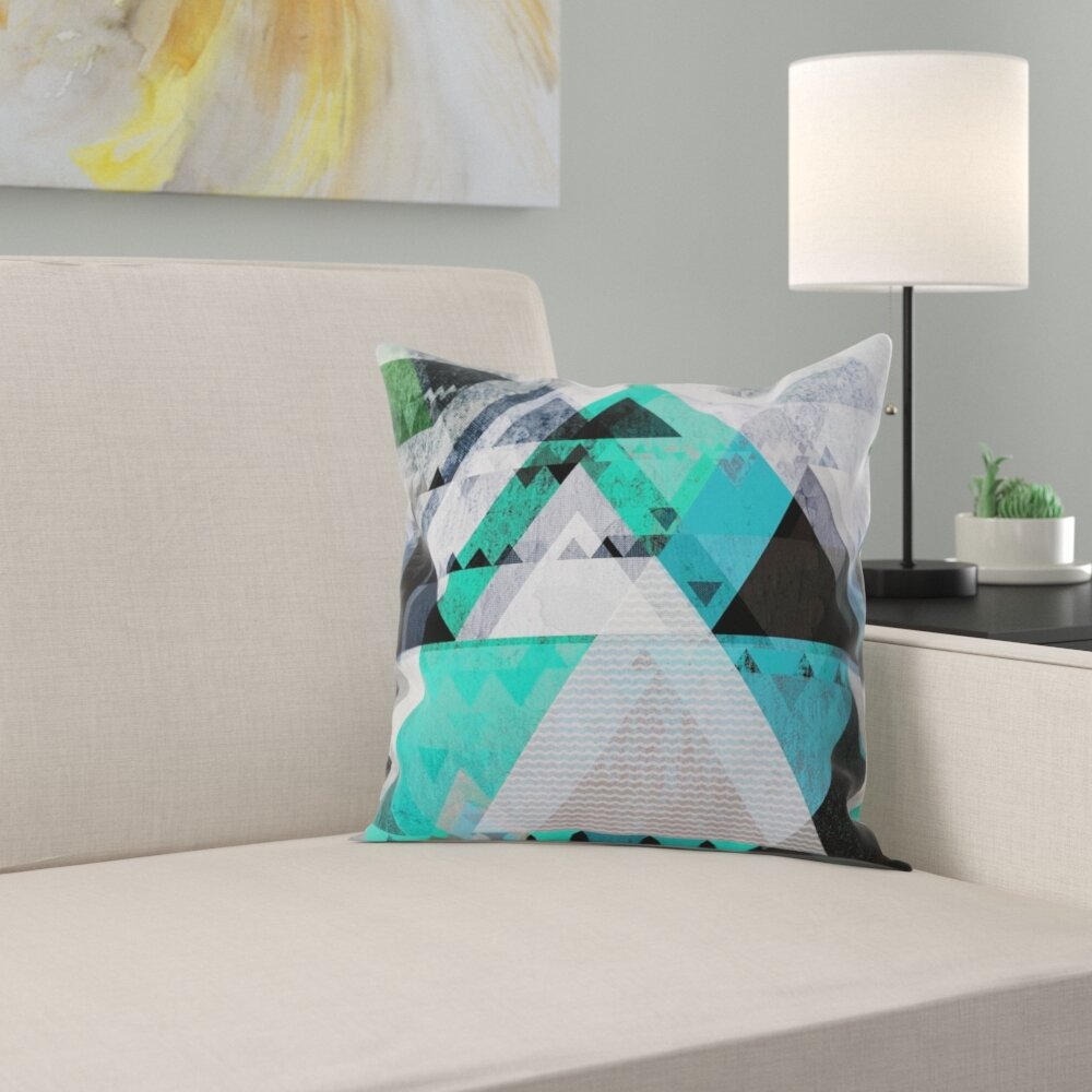 East Urban Home Mareike Boehmer Graphic 4 Xy Indoor Outdoor Throw Pillow Wayfair