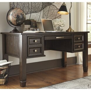 Giroflee Solid Wood Writing Desk