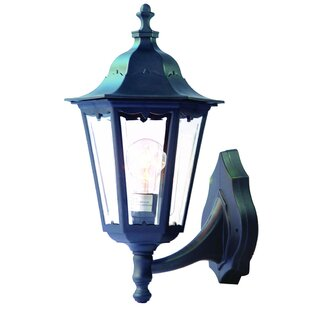 Mishra 1-Light Outdoor Sconce by August Grove