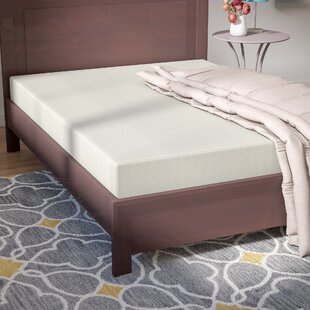 Silva Green Tea 8 inch  Firm Memory Foam Mattress