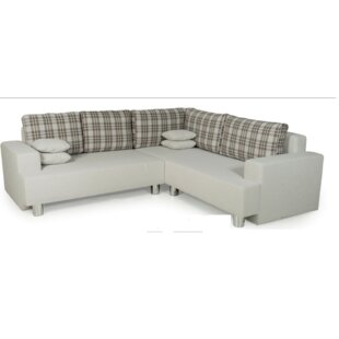 Northwood Corner Sofa Bed By Marlow Home Co.