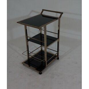 Wildon Home ® Bar Cart