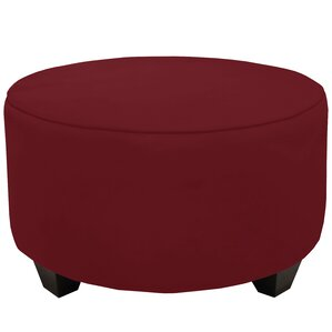Round Cocktail Ottoman by Brayden Studio