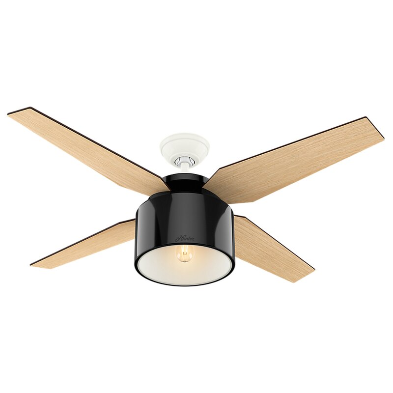 52 cranbrook 4 blade ceiling fan with remote reviews allmodern 52 cranbrook 4 blade ceiling fan with remote mozeypictures Gallery