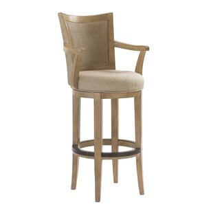 Savings Monterey Sands 30 Swivel Bar Stool by Lexington Reviews (2019) & Buyer's Guide