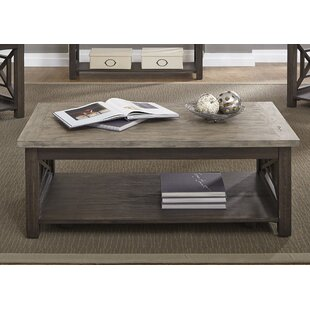 Check Prices Appletree Coffee Table By Darby Home Co