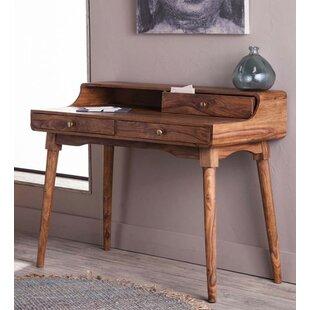 Union Rustic Thuringowa 3 Drawer Writing Desk