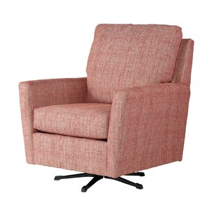 Wodome Swivel Armchair by Winston Porter