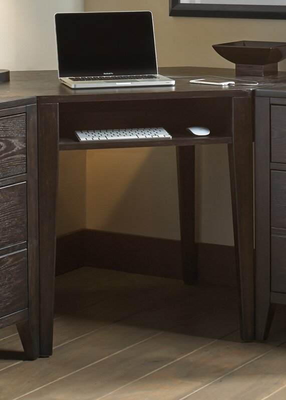 Hagins Corner Desk. Three Posts Hagins Corner Desk   Reviews   Wayfair