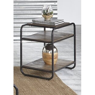 Camino Chairside End Table by Trent Austin Design