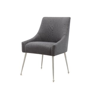 Upholstered Dining Chair by Meelano