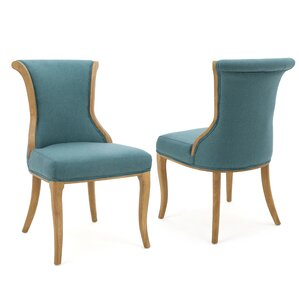 Bosarge Side Chairs (Set of 2) by Willa A..