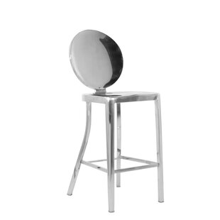 Chevy 26 Bar Stool by House of Hampton