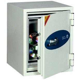Phoenix Safe International Data Care 2 Hr Fireproof Key Lock Security Safe