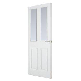 Hollow Glazed Wood Slab Internal Door
