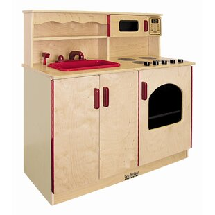 4-in-1 Kitchen Center by ECR4kids