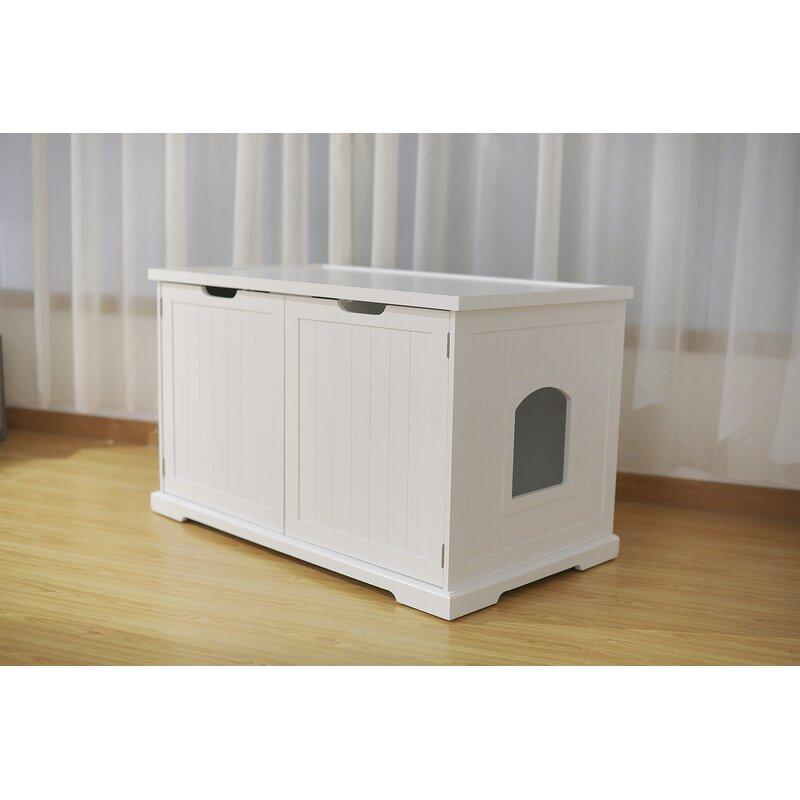 Beau Alfonso Kitty Litter Box